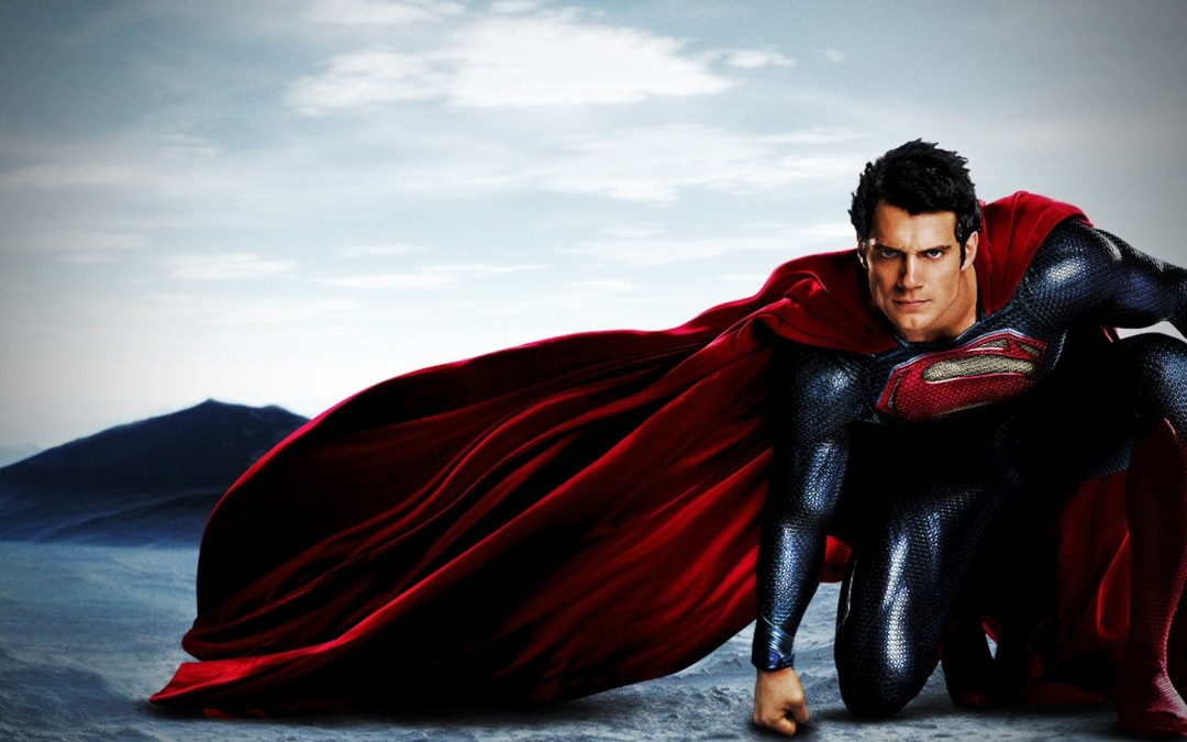 Superman Man of Steel Movie