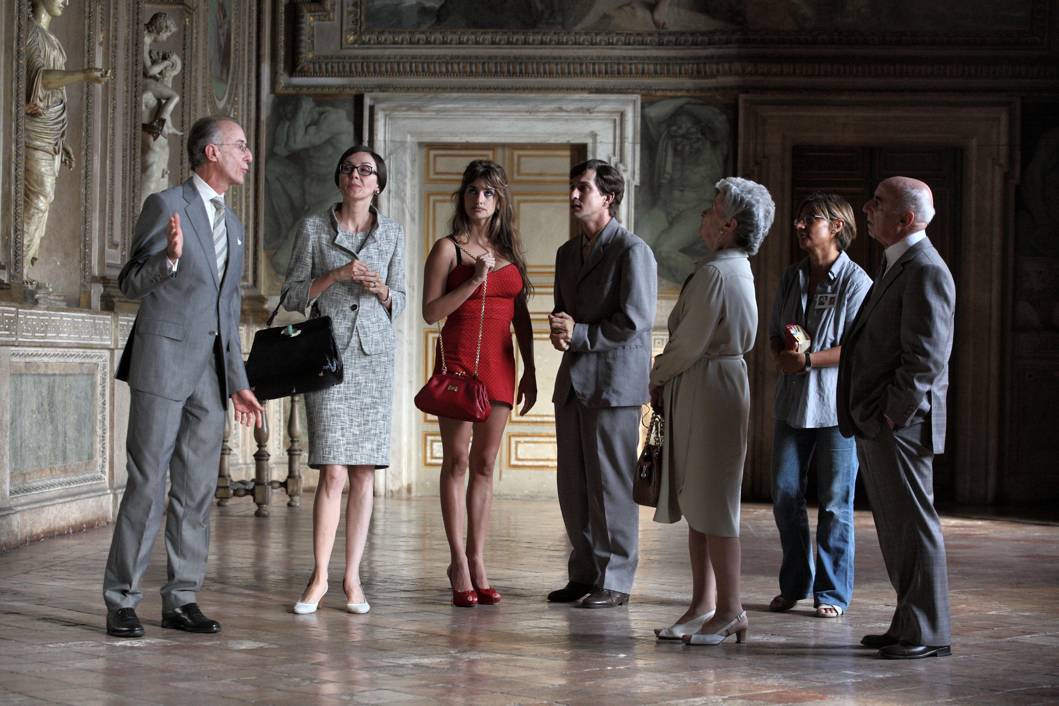 Кадр из фильма To Rome with Love.