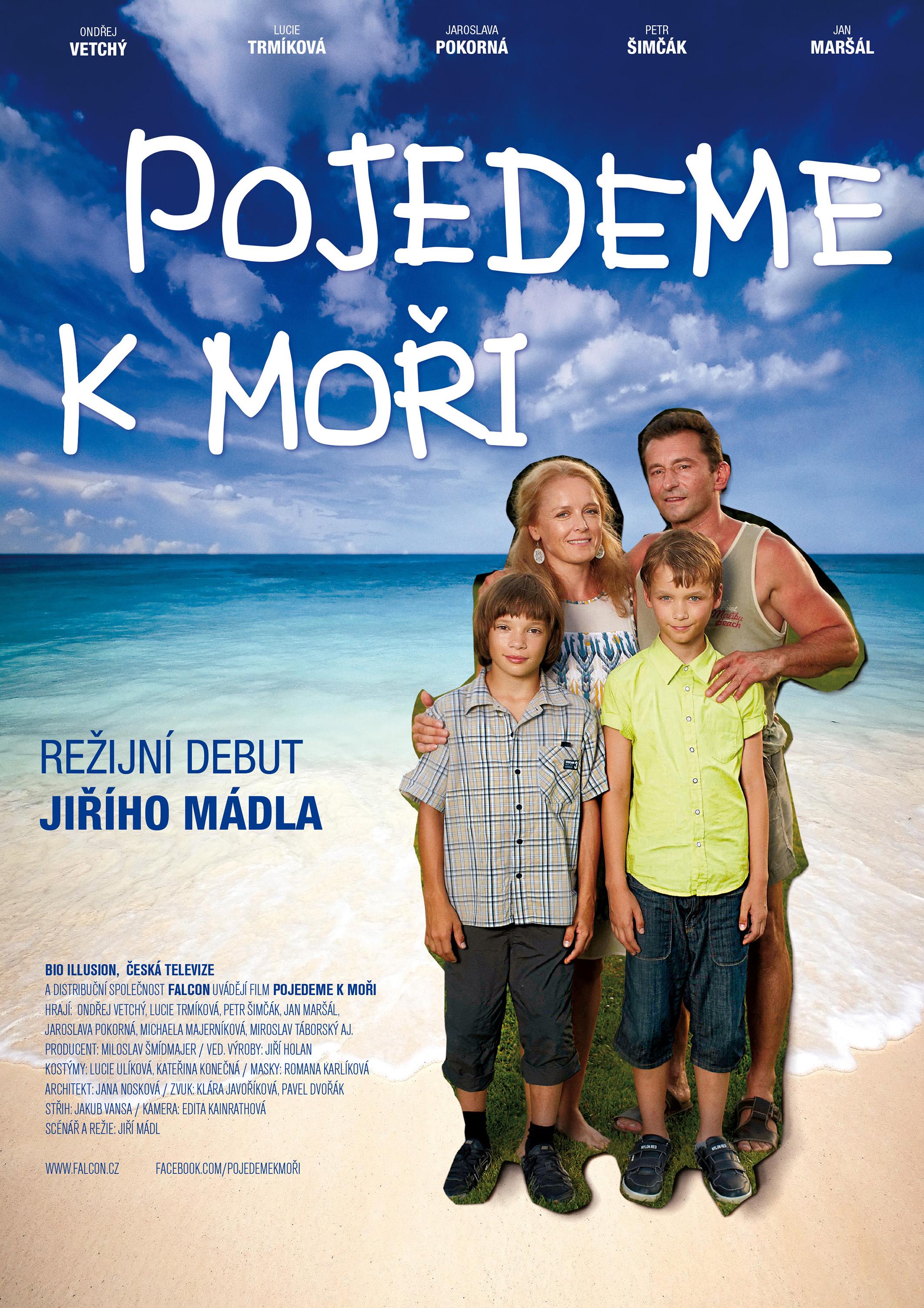 ზღვასთან გამგზავრება - Pojedeme k mori /